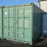 20 ft storage container near taunton